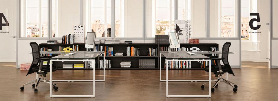mobili ufficio stock