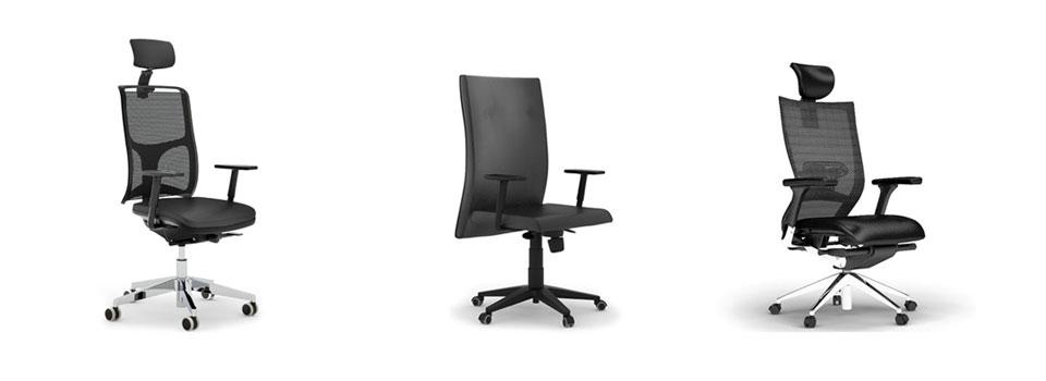 Sedute per ufficio for Sedute direzionali