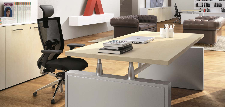 Prova la seduta direttamente nel tuo ufficio